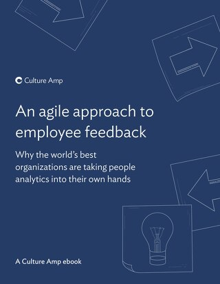 An agile approach to employee feedback