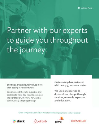Partnering with People Science