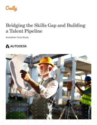 Bridging the Skills Gap and Building a Talent Pipeline - Autodesk Case Study