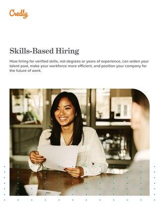 Skills Based Hiring