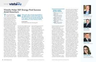 ACG Growth Magazine | SEF Energy & VistaVu | Thriving Through Innovation