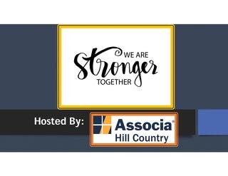 Stronger Together - March Event Presentation