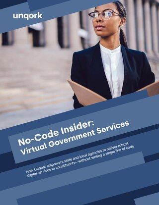 No-Code Insider: Virtual Government Services