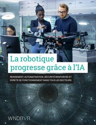 La robotique progresse grâce à l'IA