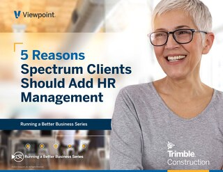 5 Reasons Spectrum Clients Should Add HR Management
