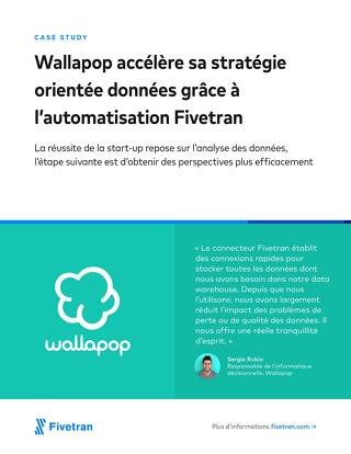 Wallapop accélère sa stratégie orientée données grâce à l'automatisation Fivetran