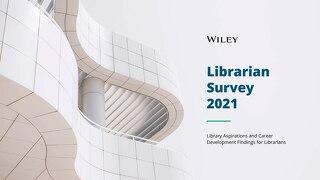 2021年图书馆员调查报告