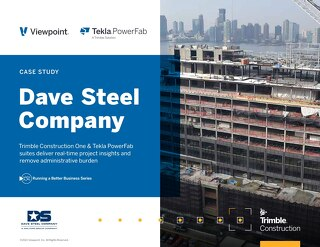 Tekla PowerFab Removes Administrative IT Burdens and Improves Data Security