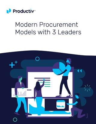 Modern Procurement Models with 3 Leaders