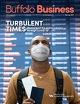 Buffalo Business - Spring 2021 magazine cover for Flipbook