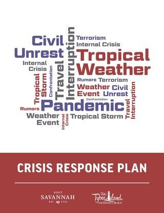 Crisis Response Plan 2021