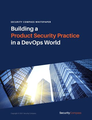 Building a Product Security Practice in a DevOps World