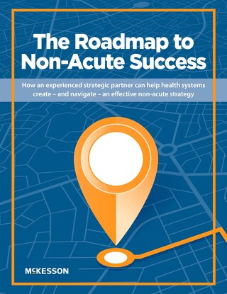 The roadmap to non-acute success