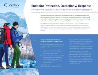 Endpoint Protection Detection and Response