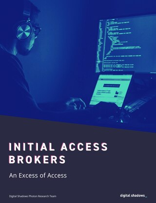 Initial Access Brokers Report