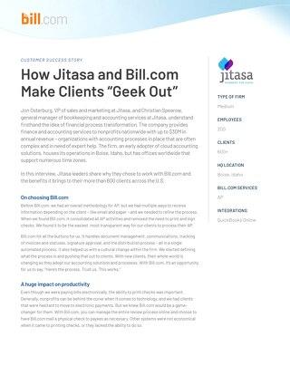 Case Study: Jitasa