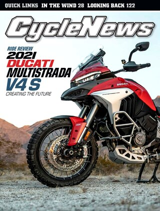 Cycle News 2021 Issue 08 February 23