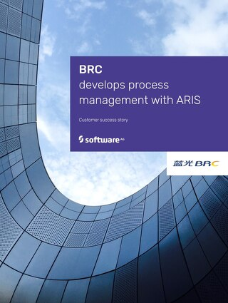 BRC increases process efficiency by 50%