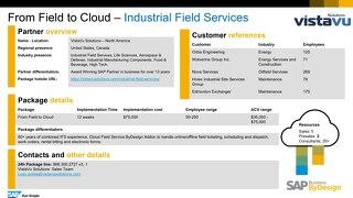 Industrial Field Service Battle Card