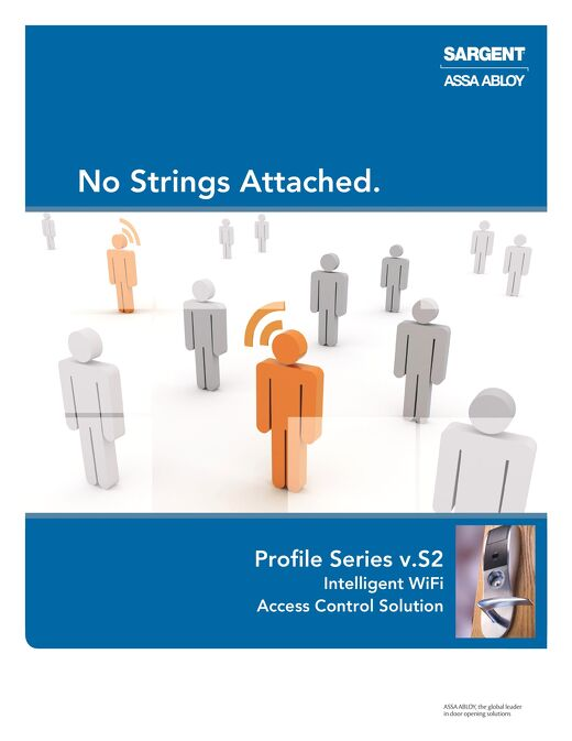 SARGENT Access Control Profile Series v.S2
