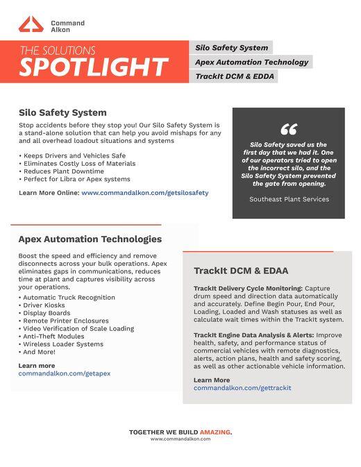 The Solutions Spotlight Q2 2021