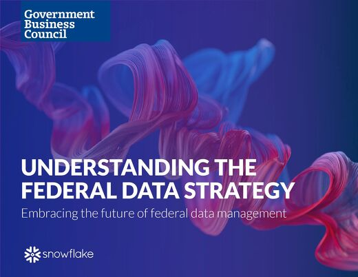 Government Business Council Report: Understanding the Federal Data Strategy