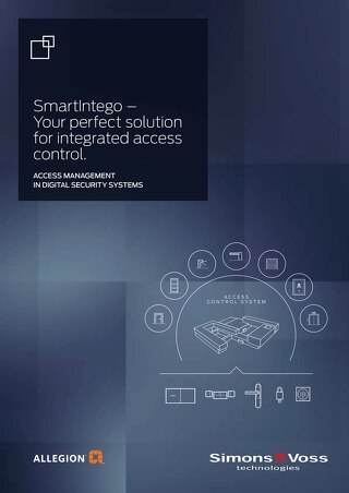 SimonsVoss SmartIntego Brochure