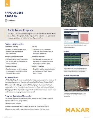 Rapid Access Program