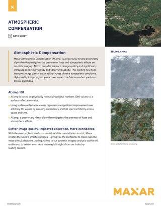 Atmospheric Compensation