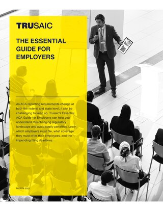 The 2021 ACA Essential Guide for Employers