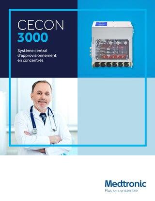 CECON 3000 : Système central d'approvisionnement en concentrés