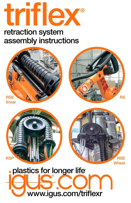 Triflex Retraction System Assembly Guide