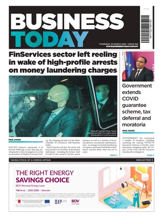 BUSINESSTODAY 25 March 2021