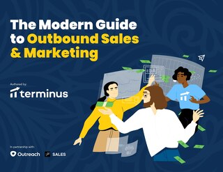 The Modern Guide to Outbound Sales & Marketing Ebook