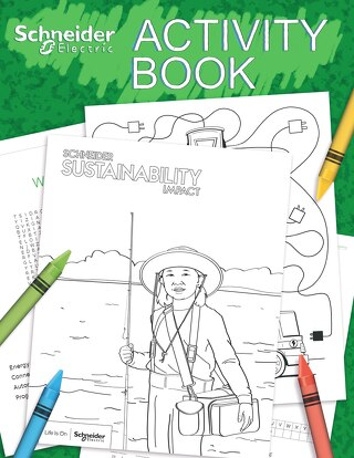 Sustainability Activity Book