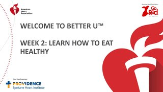 Better U_Week 2 PPT