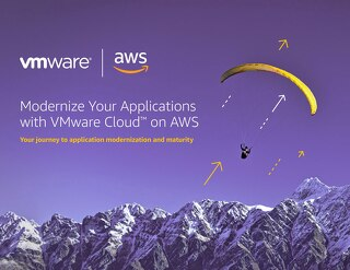 Modernize Your Applications with VMware Cloud on AWS