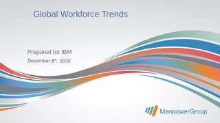 IBM Global Workforce Trends