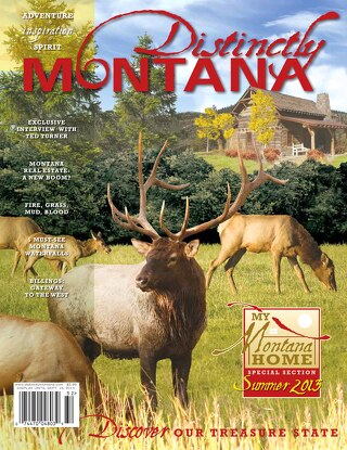 Distinctly Montana_Summer13