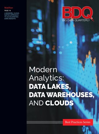 Modern Analytics: Data Lakes, Data Warehouses, and Clouds