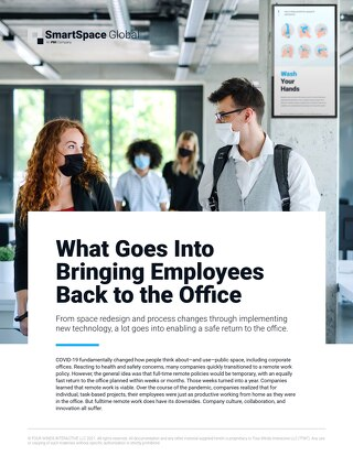 Find Out What Goes Into Bringing Employees Back to the Office