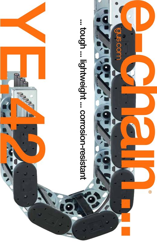 YE.42 hybrid energy chain brochure