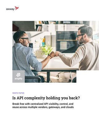 Bring your APIs in from the wild: Conquer complexity with central governance