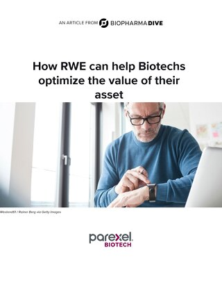 How RWE can help Biotechs optimize the value of their asset