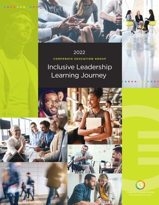 CEG Inclusive Leaders Learning Journey 2021 Open Enrollment