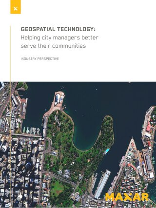 Geospatial technology: Helping city managers better serve their communities
