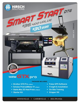 BROTHER JUMP START KIT PROMO