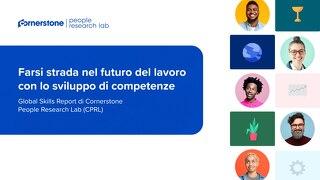 Farsi strada nel futuro del lavoro con lo sviluppo di competenze