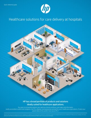HP Healthcare | Solutions Reference Guide