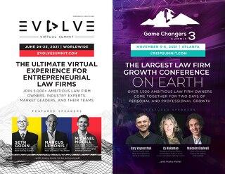 EVOLVE Summit vs Crisp Game Changers Summit